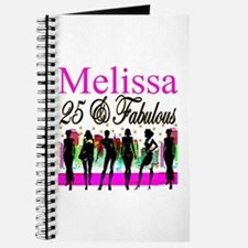 FASHIONABLE 25TH Journal