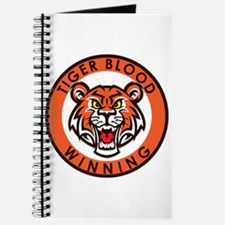 Tiger Blood....Winning Journal