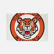 Tiger Blood....Winning Rectangle Magnet