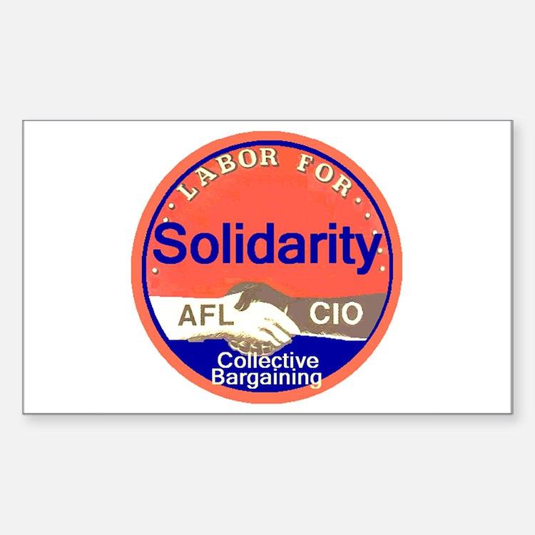 Solidarity Decal