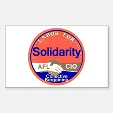 Solidarity Sticker (Rectangle)