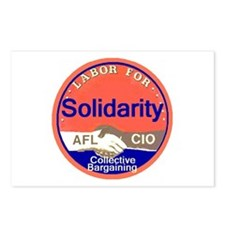 Solidarity Postcards (Package of 8)