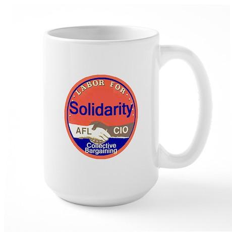 Solidarity Large Mug