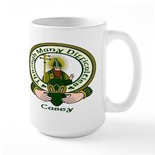 Casey Clan Motto Mug
