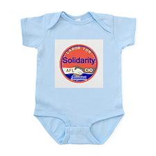 Solidarity Infant Bodysuit
