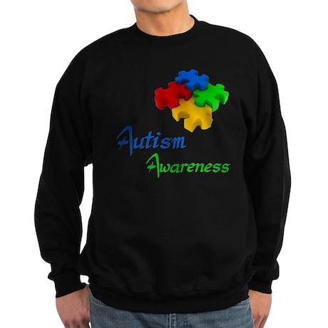 Autism Awareness Sweatshirt (dark)