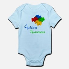 Autism Awareness Infant Bodysuit