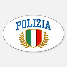 Polizia Decal