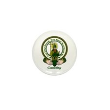Cassidy Clan Motto Mini Button (10 pack)