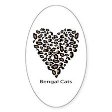 Bengal Cat Lover Decal