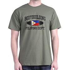 Filipino Bodybuilder T-Shirt