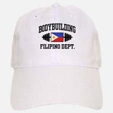 Filipino Bodybuilder Baseball Baseball Cap