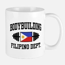 Filipino Bodybuilder Mug