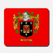Clan MacAlister Mousepad