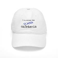 School Cafeteria Baseball Cap