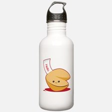 Fortune Cookie Water Bottle
