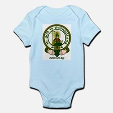 Connolly Clan Motto Infant Bodysuit