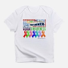 Ribbons For a Cause Infant T-Shirt