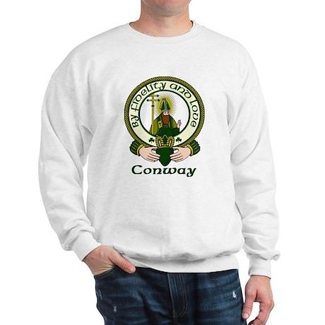 Conway Clan Motto Sweatshirt