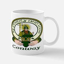 Conway Clan Motto Mug