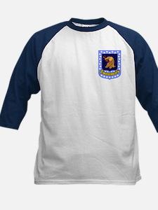 96th Bomb Wing Kid's Baseball Jersey
