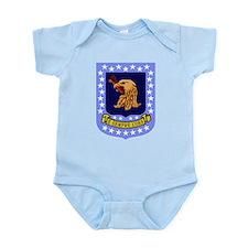 96th Bomb Wing Infant Bodysuit