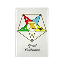 Grand Conductress Rectangle Magnet