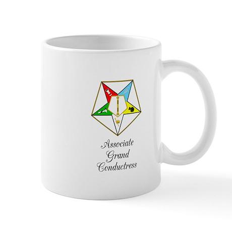 Associate Grand Conductress Mug
