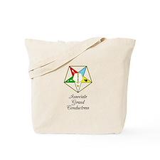 Associate Grand Conductress Tote Bag
