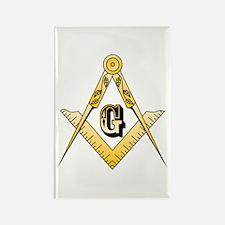 Masonic Rectangle Magnet (100 pack)