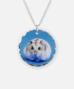 Russian Hamster Necklace