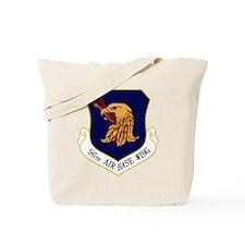 96th Air Base Wing Tote Bag