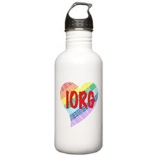 Order of the Rainbow for Girl Water Bottle