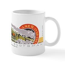BillAFlyingScotsman copy Mugs