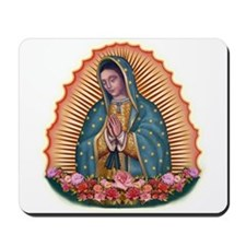 Lady of Guadalupe T2 Mousepad