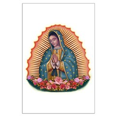 Lady of Guadalupe T2 Posters