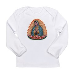 Lady of Guadalupe T2 Long Sleeve Infant T-Shirt