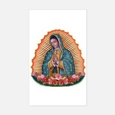 Lady of Guadalupe T2 Decal