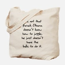 Barack Obama Doesn't Have The Tote Bag