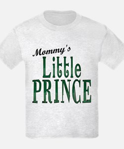 Mommy's Little Prince T-Shirt