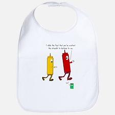 Ketchup Mustard Relish Race S Bib
