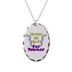 Fat Tuesday Necklace