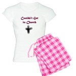 Ash Wednesday Women's Light Pajamas
