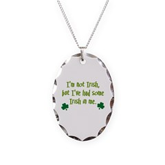 Irish In Me Necklace