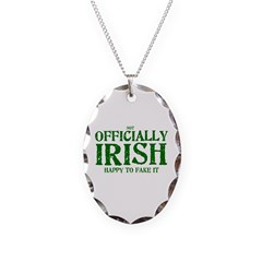 Officially Irish Necklace