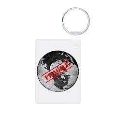 Fragile Keychains