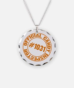 Candy Inspector Necklace