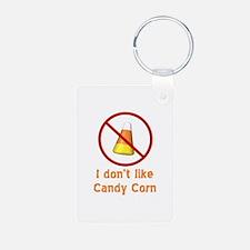 Candy Corn Keychains