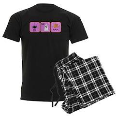 Eek, Boo, Mmm Halloween Pajamas