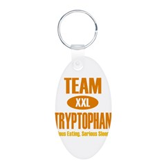Team Tryptophan Keychains